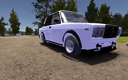 ВАЗ-2107 «Жигули»