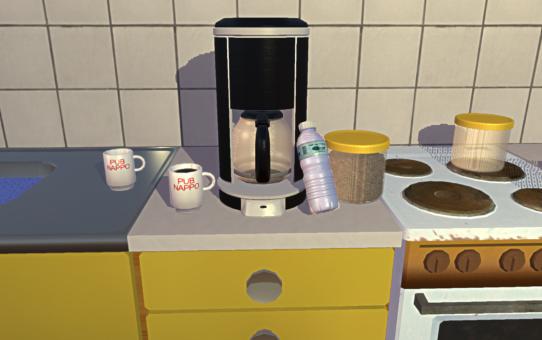 Кофемашина (Coffee Machine 9.1)