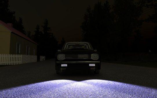 Противотуманные фары (Fog Light)