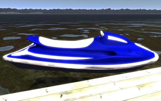 Гидроцикл (Jet Sky 0.1)