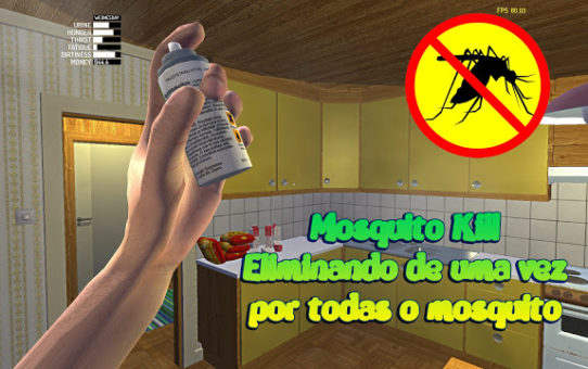 Избавление от комаров (Mosquito Kill 1.0)