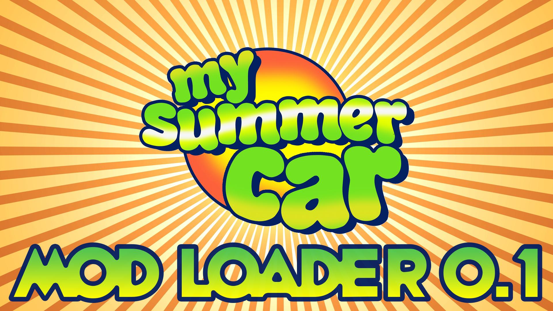 MSC Mod Loader 0 1 + Телепортация – My Summer Car моды