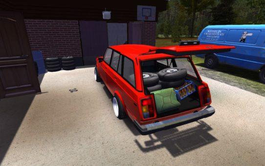 ВАЗ 2104 Бета-версия