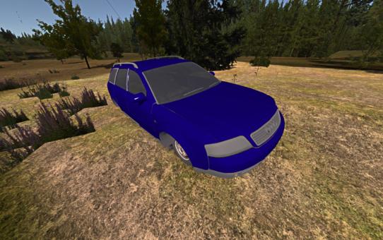 AUDI A6 C5 (Beta)