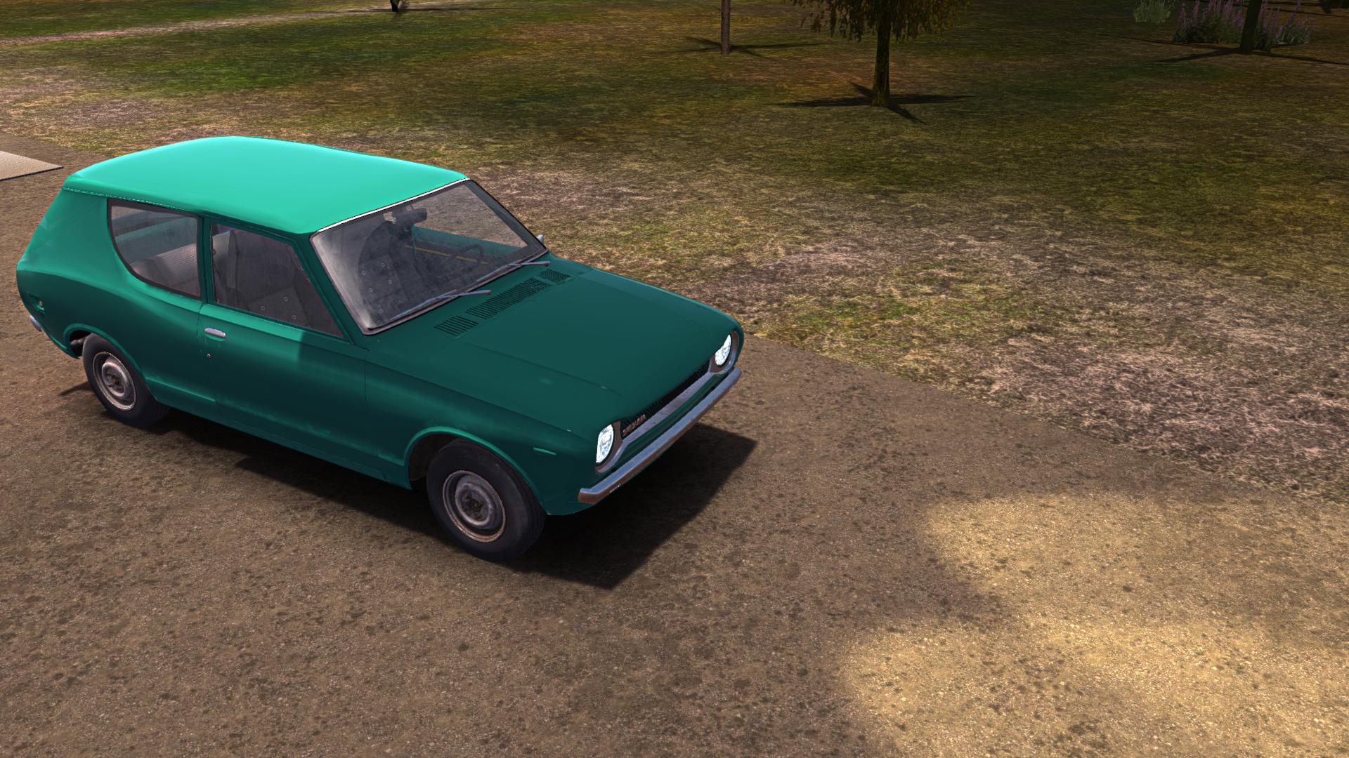 Универсал (Satsuma Estate 1 0) – My Summer Car моды