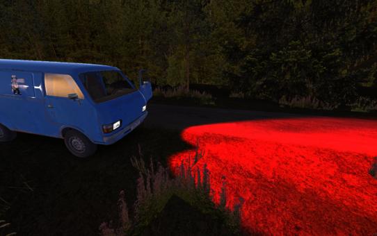 Изменение цвета фар – Headlight Color Changer 2.0