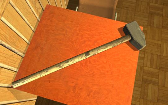 Ремонт кувалдой (Repair Hammer 0.1)
