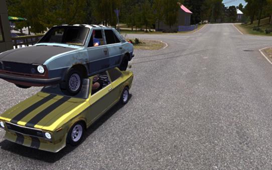 Улучшение стабильности гонщиков – Improved Amis Cars 1.11