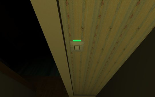 Светящиеся переключатели (Glowing light switch markers 1.0.0)