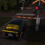 Железнодорожный переезд – Railroad crossing lights and barriers 1.0.0