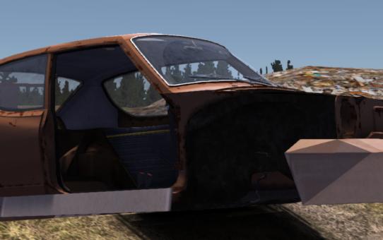 Картонный тюнинг (Cardboard Bodykit 1.3)