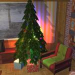 Новогодняя ель (Christmas mod)